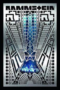 Cover Rammstein - Paris [DVD]